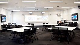 TEL Spaces at ECU