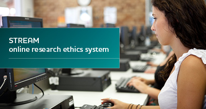 STREAM online research ethics system