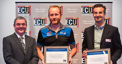 Vice-Chancellor's Staff Excellence Awards 2017
