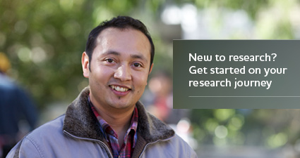 New to research get started on your research journey