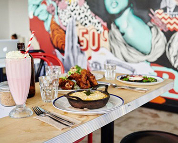 Grindhouse Eatery - Mount Lawley campus
