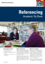 Referencing tip sheet
