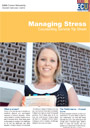 Managing Stress tip sheet